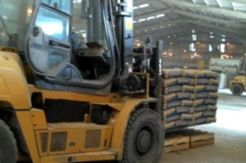Equipamento SAUR proporciona carregamento de cargas com mais agilidade e menos custos