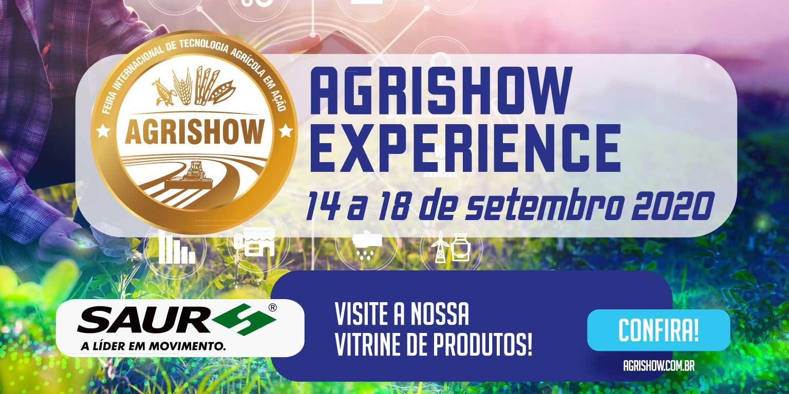 AGRISHOW EXPERIENCE 2020
