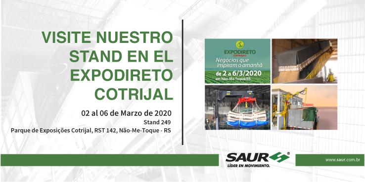 VISITE NOSOTROS EN LA EXPODIRETO COTRIJAL 2020