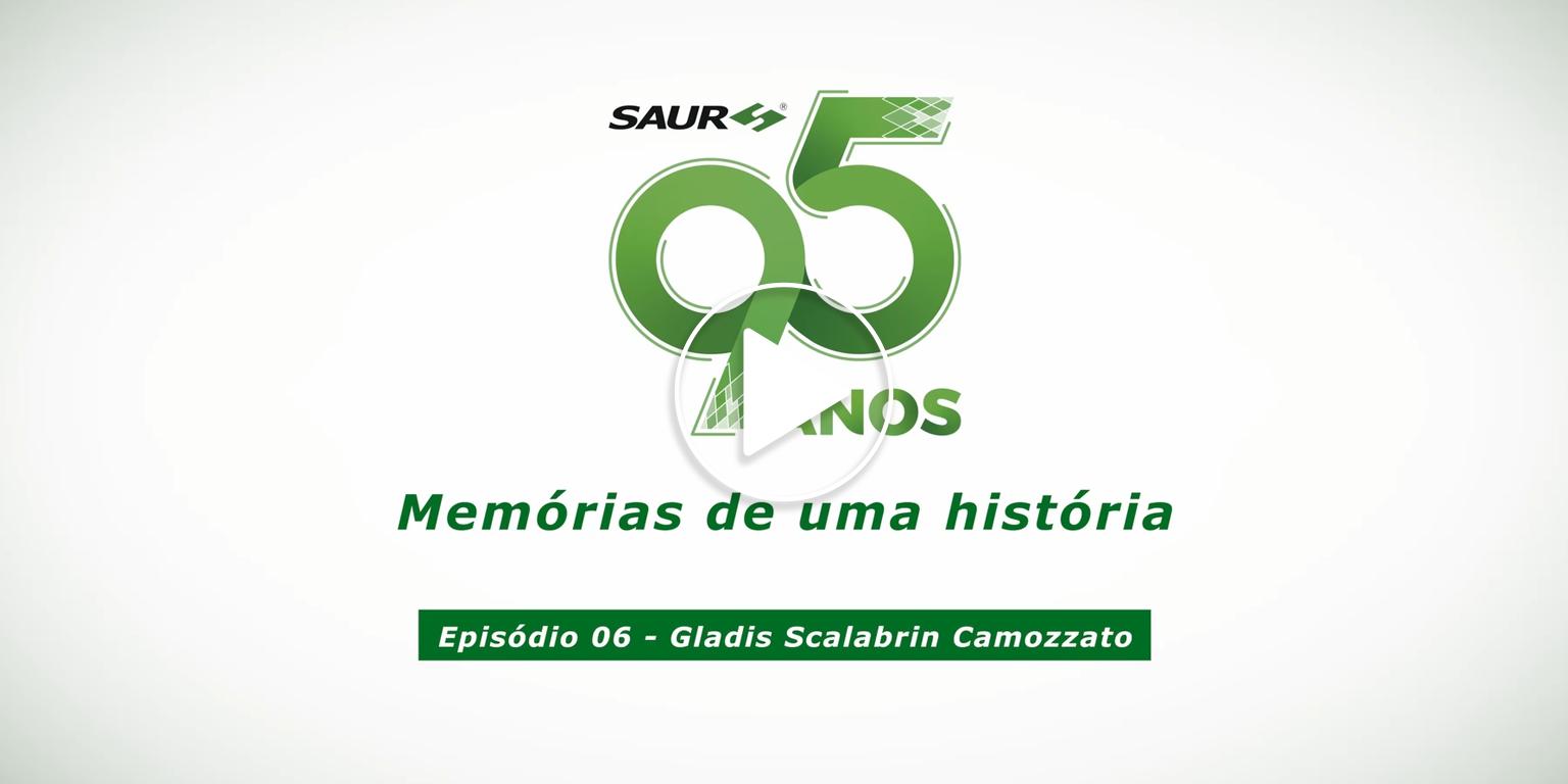 """Episódio 6 da série """"Memórias de uma História"""""""