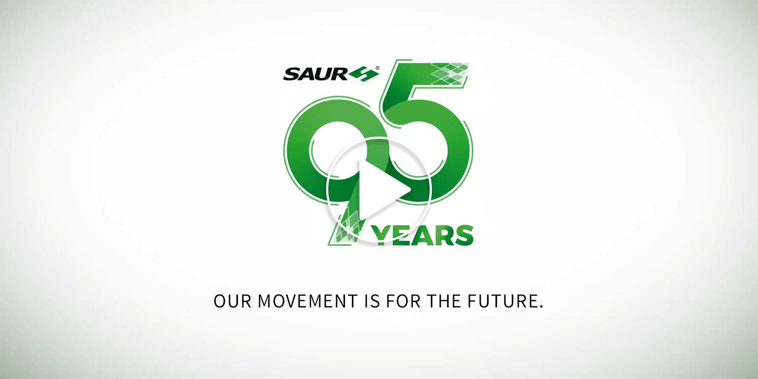 Release of the video SAUR 95 YEARS