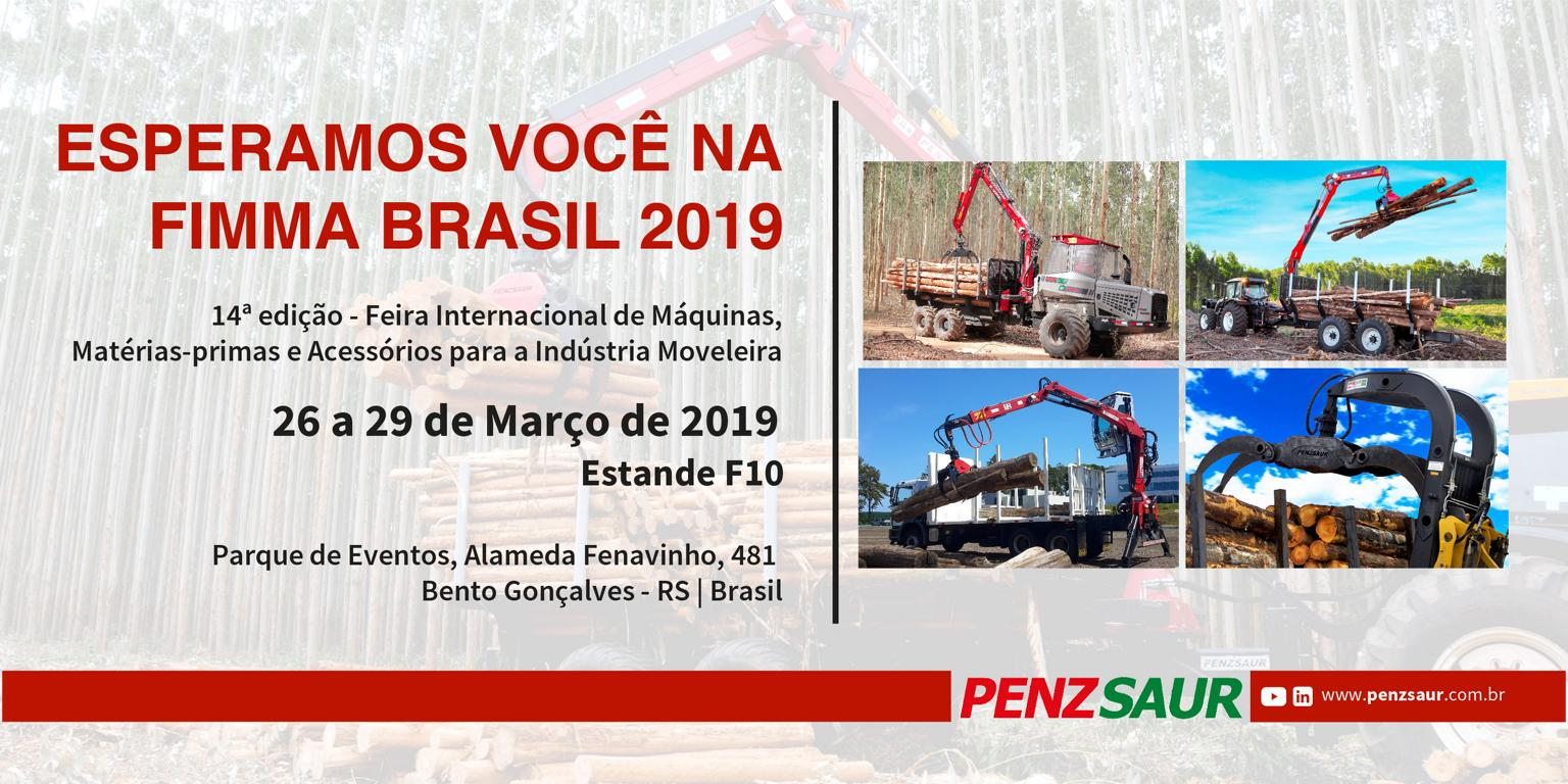 VISITE-NOS NA FIMMA BRASIL 2019