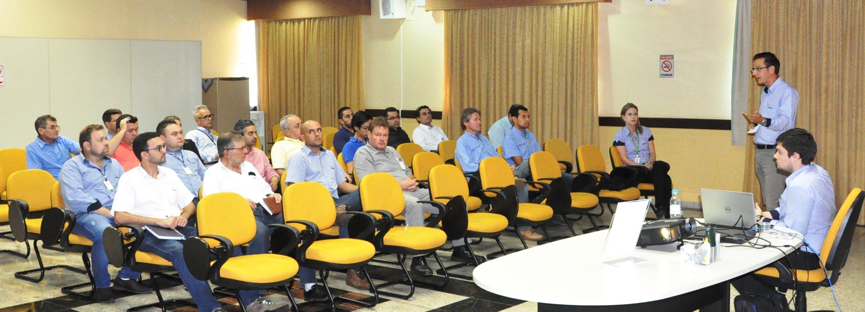 Meeting reúne grupo de clientes SAUR