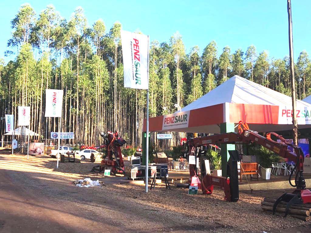 PENZSAUR na Expoforest 2018