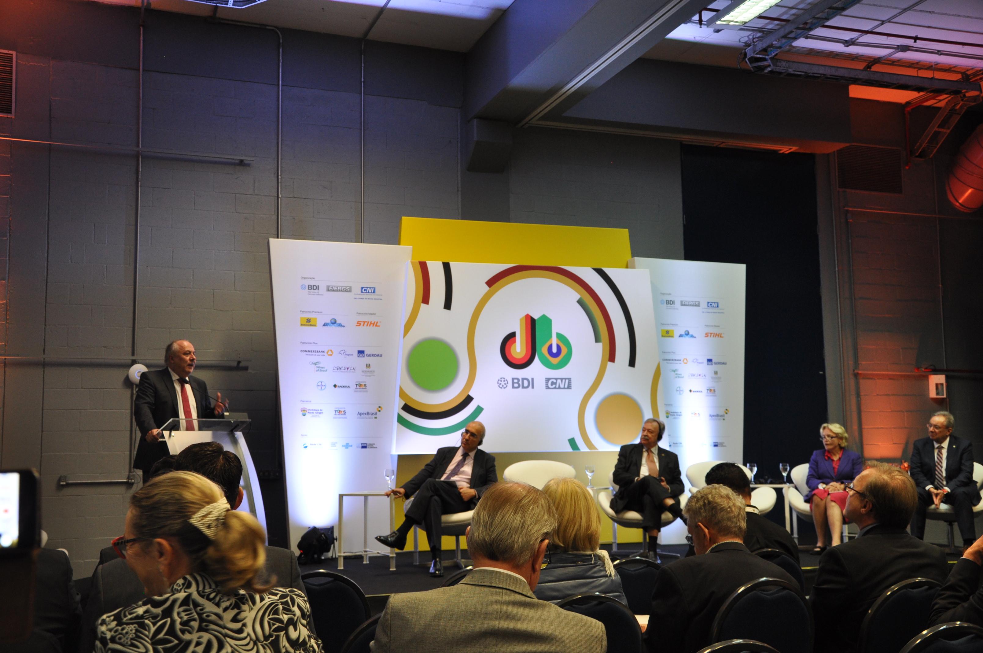 SAUR participa do 35º Encontro Econômico Brasil-Alemanha