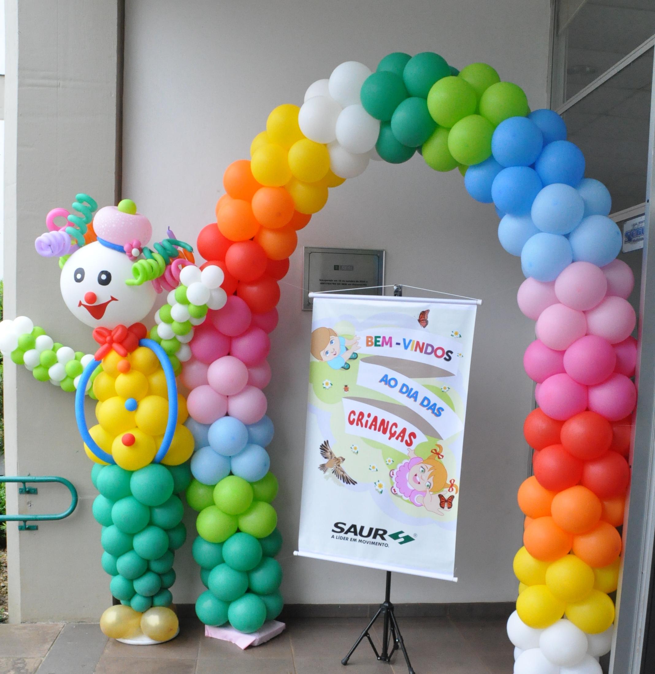 SAUR realiza evento para o Dia das Crianças