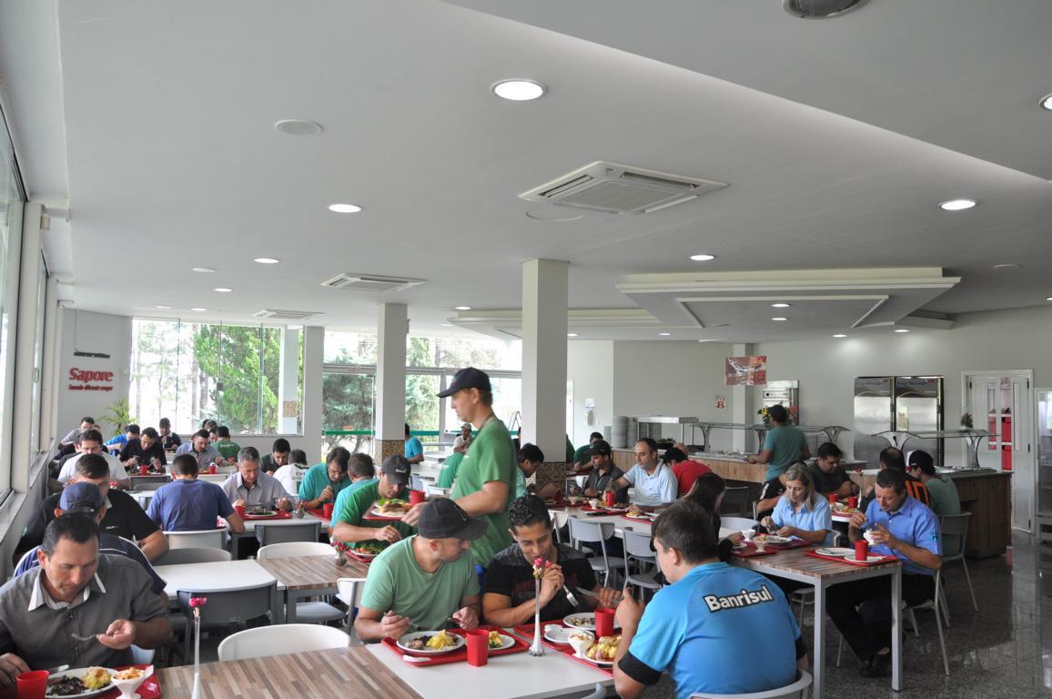 Almoço especial em comemoração  ao 1º de Maio – Dia do Trabalhador