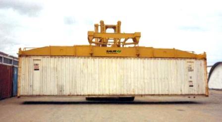 SAUR presente na Intermodal  e Infraportos