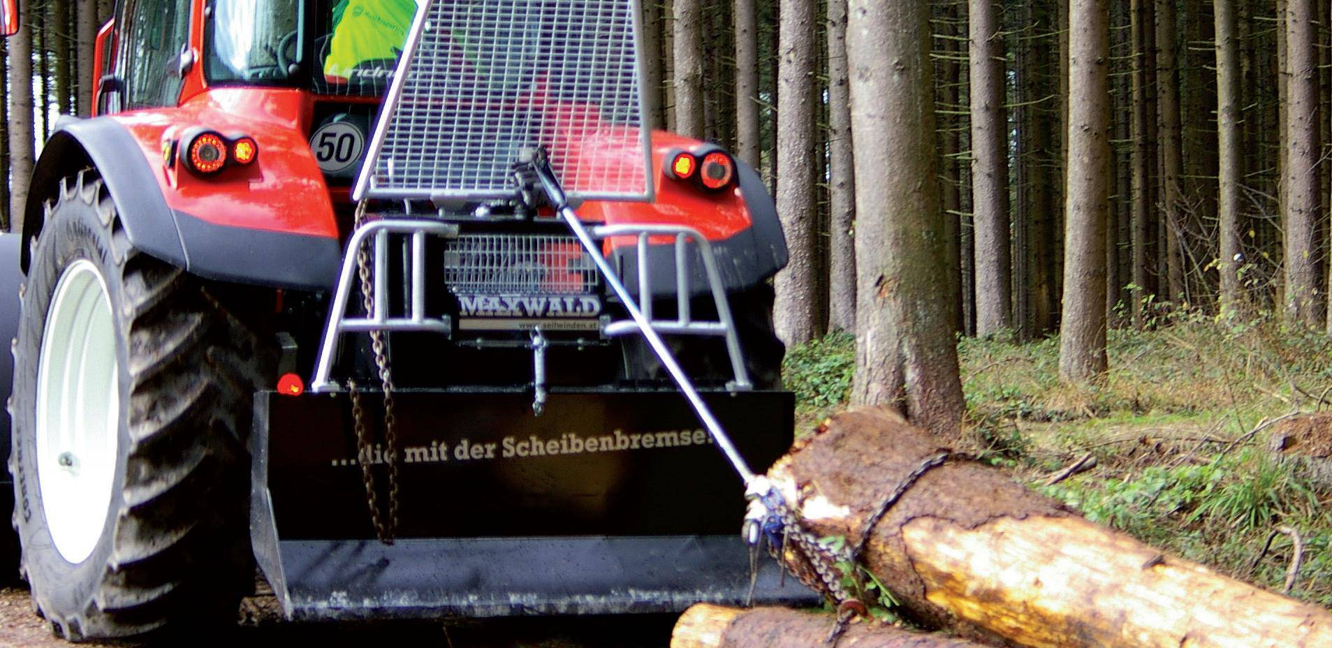Maxwald Forest Winches