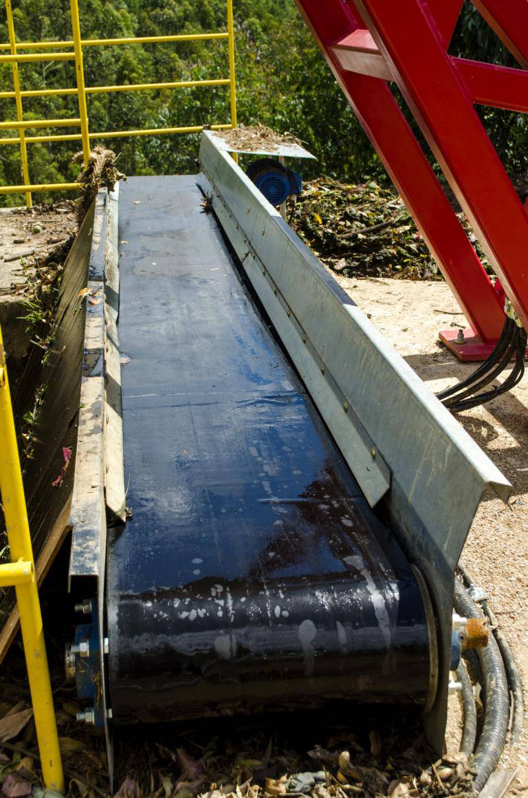 Máquina Limpa Grade para Usinas Hidrelétricas - PCH