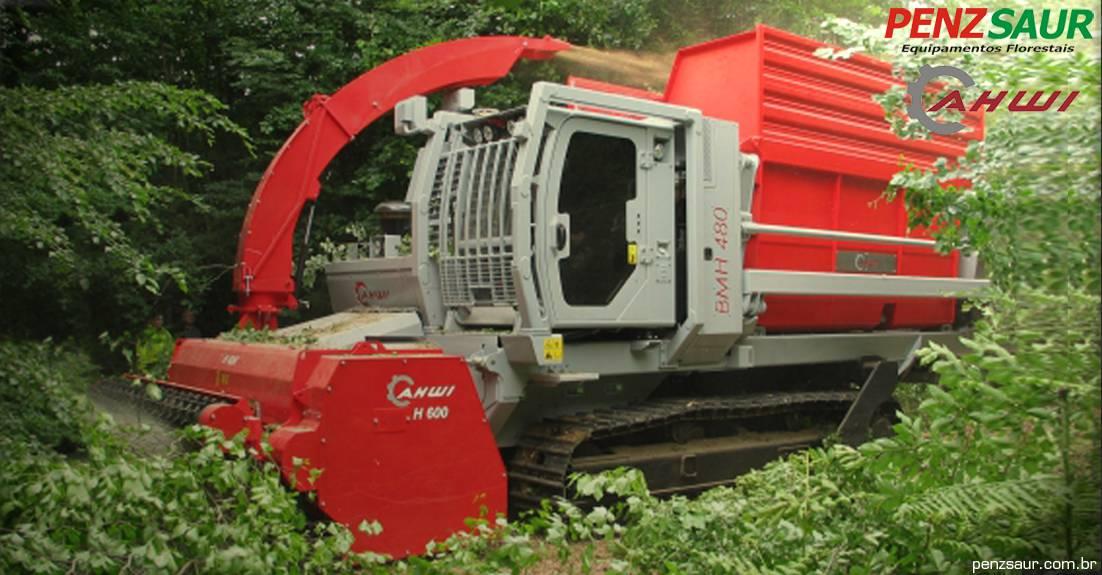 Colheitadeira H600