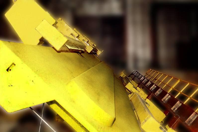 Plataforma de Descarga Lateral - Tombador Lateral