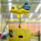 Overhead Crane Turning Device