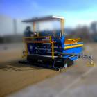 Ground Preparation Machine