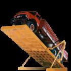 Plataforma de Descarga Traseira 10 metros