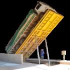 Plataforma Volcadora Trasera 12 metros