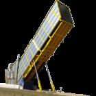 Plataforma Volcadora Trasera 21 metros