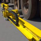 Dock Vehicle Restraint System