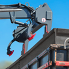 Clamp to Remove and Place Truck Side Panels