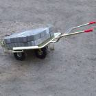 Adjustable Paver Transport Cart