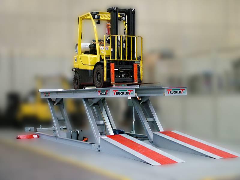 Trucklift de Plataforma - Horizontal