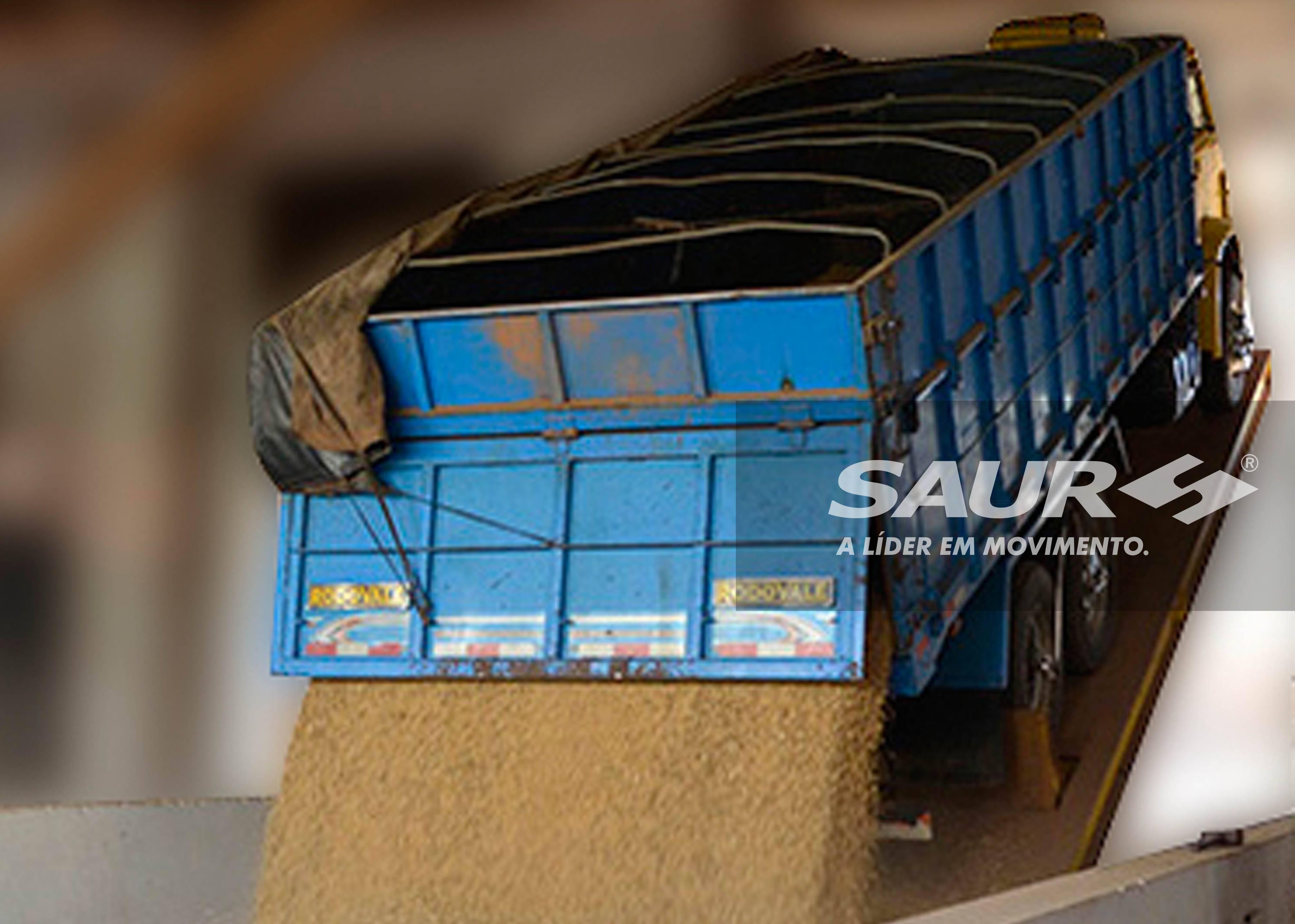 Truck Dumper 12 meters