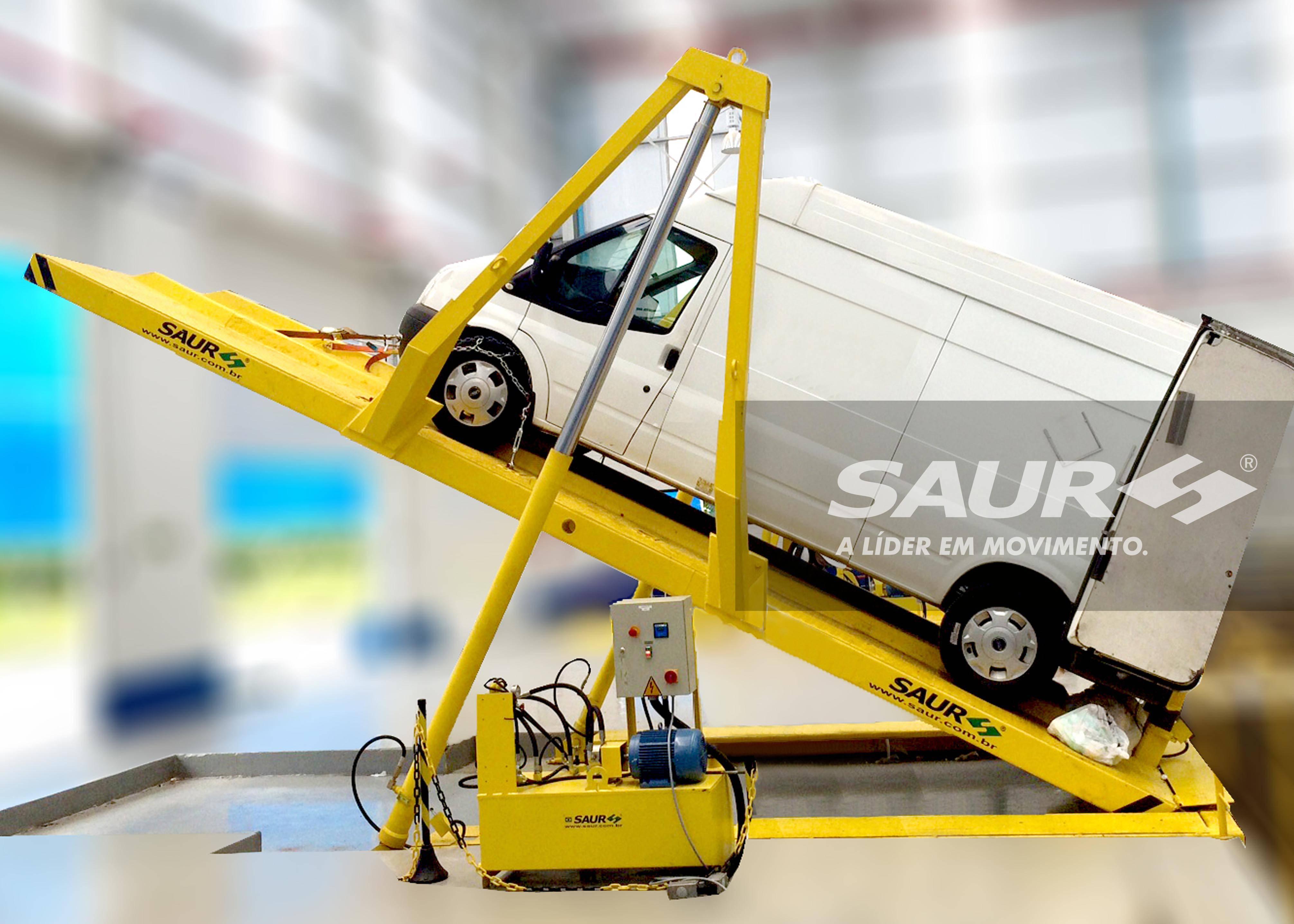 Truck Dumper 8 meters