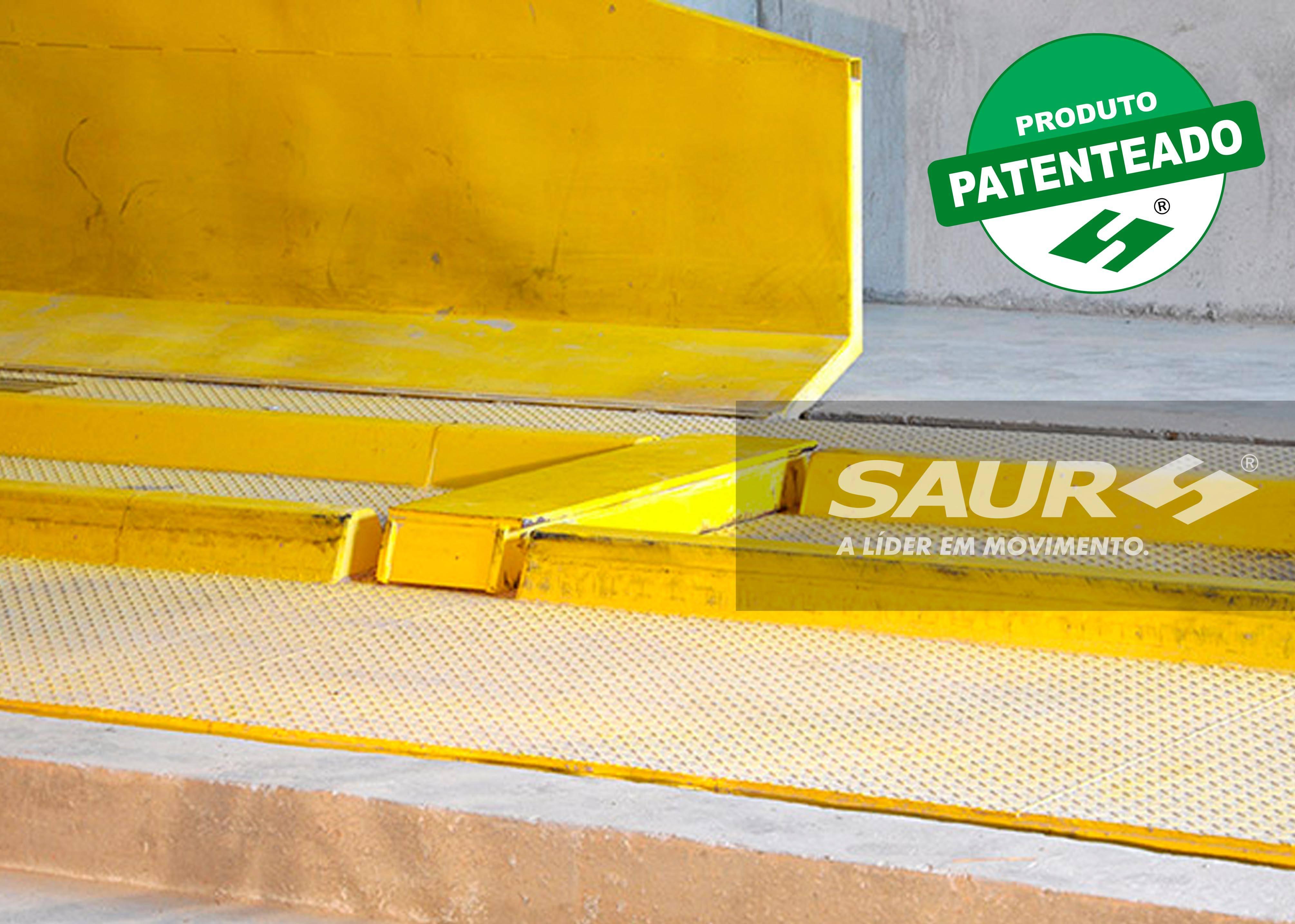 Trava Chassi - (Patente MU 8400244-1)